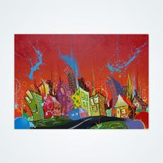 Coloured City